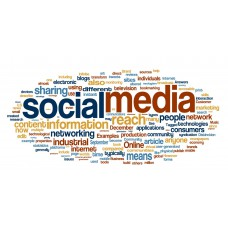 Social Media - Twitter, FaceBook, LinkedIn