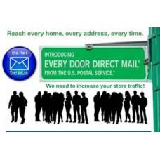 U.S.P.S. Every Door Direct Sales